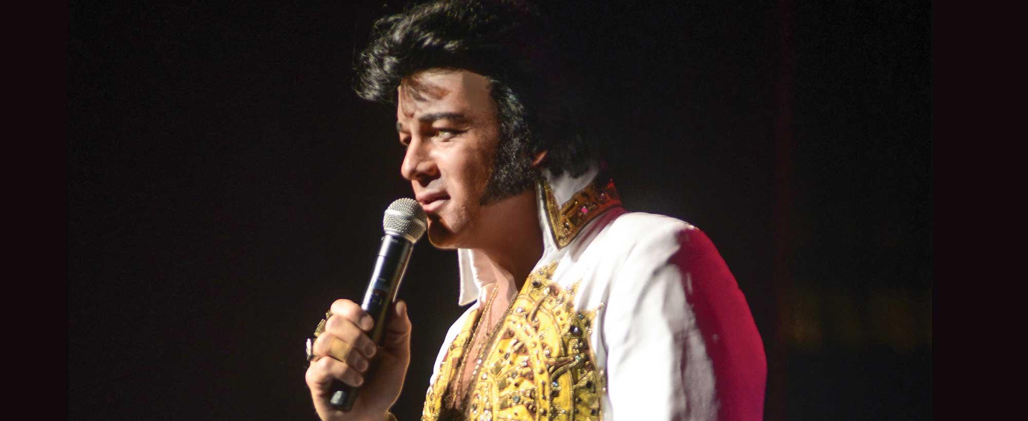 David Lee Ultimate Elvis