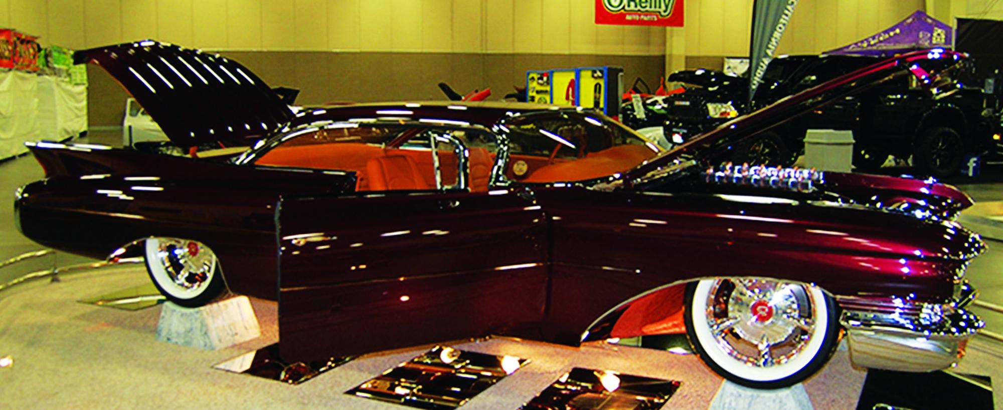 O'Reilly Auto Parts World of Wheels Custom Auto Show